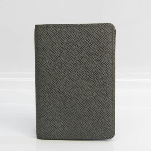 ルイ・ヴィトン タイガ ポケット オーガナイザー M32656 タイガ カードケース グラシエ