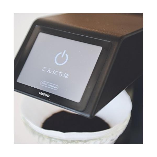ハリオ 電動コーヒーミル V60 コーヒーグラインダー EVCG-8B-J elcielo 08