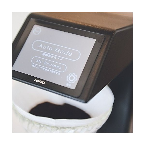 ハリオ 電動コーヒーミル V60 コーヒーグラインダー EVCG-8B-J elcielo 09
