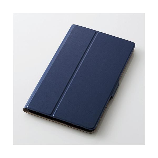 エレコム dtab Compact(d-01J)用ケース TBD-HW48AWVFUBU ブルーの画像