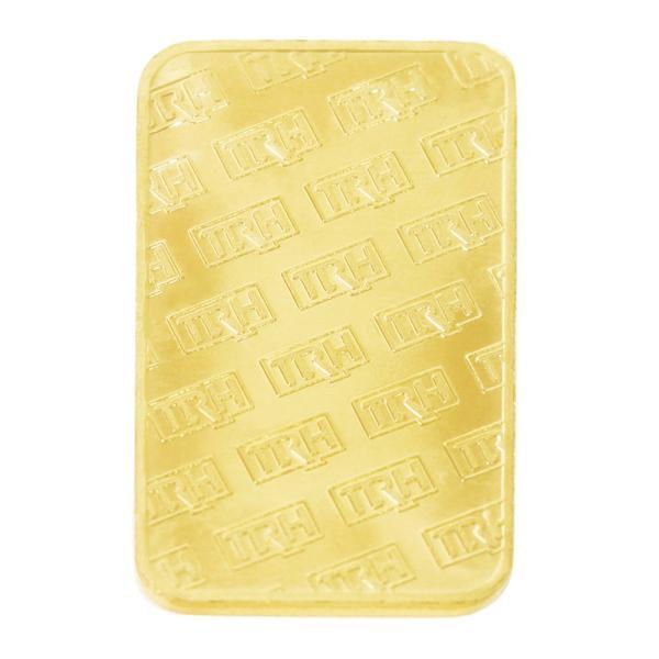 徳力本店 純金 インゴット 20g ゴールドバー 24金 ingot  ゴールド K24|electronic-market|02