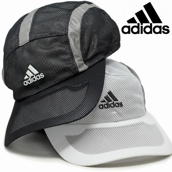 キャップアディダスメンズadidas帽子メンズメッシュ涼しいキャップメンズベースボールキャップ吸汗速乾スポーツフリーサイズランニ