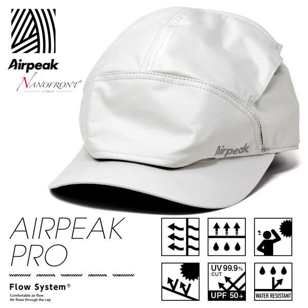Airpeakpro2020-2021年(エアピークプロ)ランニングキャップメンズレディース通気性涼しい多機能スポーツウェアUV