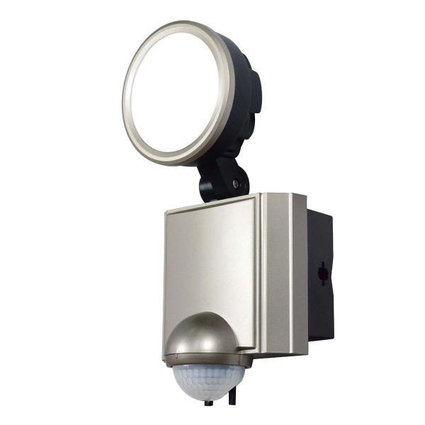 エルパ [ELPA] 朝日電器 屋外用LEDセンサーライト AC電源 10WLED 1灯 ESL-SS1001AC