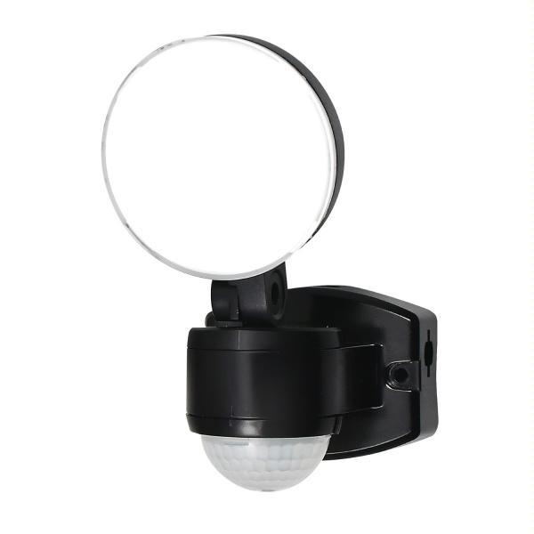 エルパ [ELPA] 朝日電器 屋外用LEDセンサーライト AC電源 ESL-SS411AC