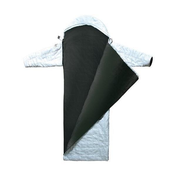 あす着対応 送料無料 新品 ADDFIELD アドフィールド スペースウォーキングシュラフ 寝袋 全身ポカポカ フリーサイズ 男女兼用 アウトドア 防災時に