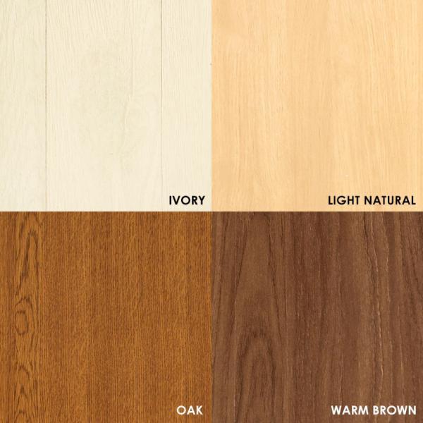 ウッドカーペット 6畳 団地間 243×345cm フローリングカーペット 軽量 DIY 簡単 敷くだけ 床材 リフォーム 1梱包|elements|03