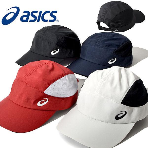 ランニングキャップアシックスasicsランニングクロスキャップメンズレディースCAP帽子ランニング得割20