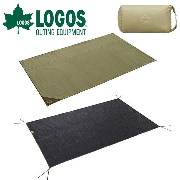 ロゴス LOGOS テントマット&シート・WXL インナーマット グランドシート セット アウトドア キャンプ テント 71809741