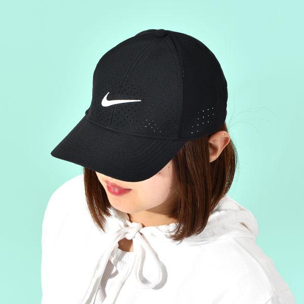 キャップナイキNIKEエアロビルレガシー91キャップ帽子メンズCAP熱中症対策ランニングブラック黒AV6953