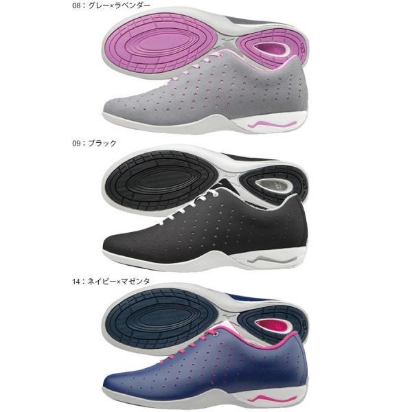 ウォーキングシューズ ミズノ MIZUNO レディース WAVE LIMB DT3 幅広 3E スニーカー 靴 シューズ  得割20 送料無料