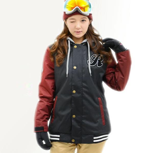 スノーボード ウェア レディース スタジャン ジャケット スノーボード スノボ SNOWBOARD スノボウエア 女性 送料無料|elephant