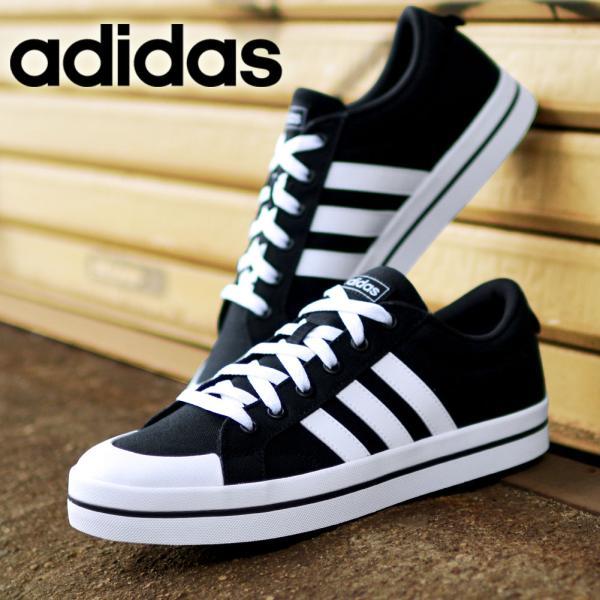 スニーカーアディダスadidasメンズレディースBRAVADASKATEローカット定番キャンバスシューズ靴ブラック黒