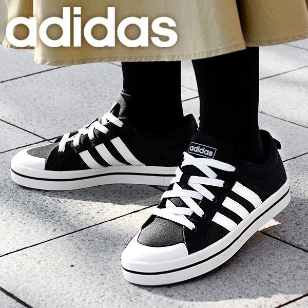 32%OFFアディダススニーカーレディースadidasBRAVADASKATEKローカット定番キャンバスシューズ靴FV6532