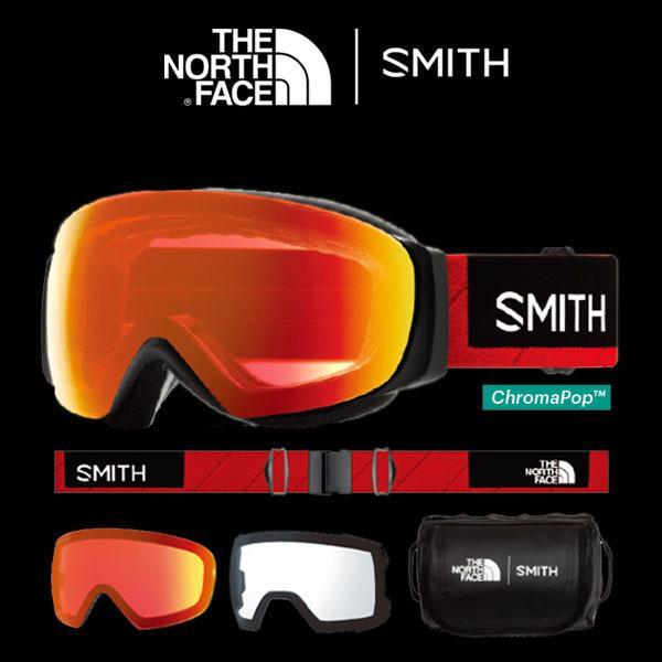 ゴーグル SMITH スミス I/O MAG S アイオーマグ エス THE NORTH FACE ノースフェイス 調光 レンズ スノーボード スキー