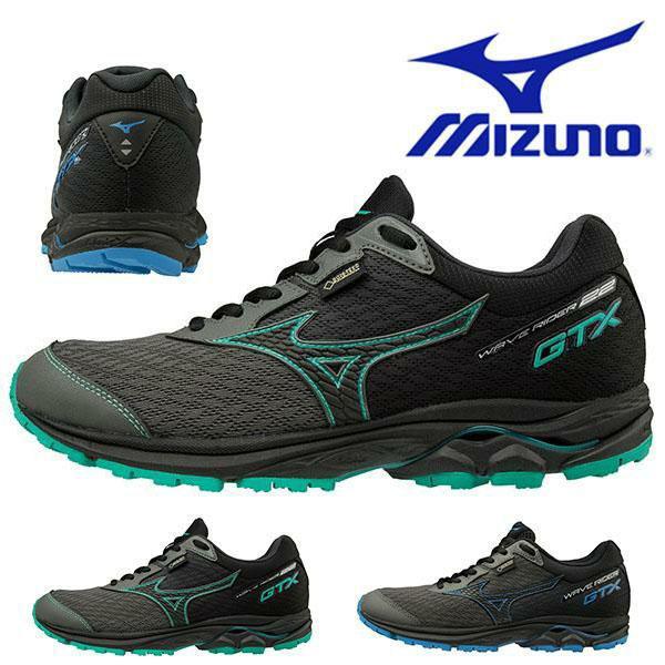 ランニングシューズ ミズノ MIZUNO WAVE RIDER GTX ウェーブライダー レディース ビギナー マラソン ランニング  シューズ 靴 J1GD1879 得割25
