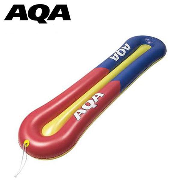 アクア AQA スノーケリングチューブ 4歳から大人まで 浮き輪 ボート 得割21 KA-9110