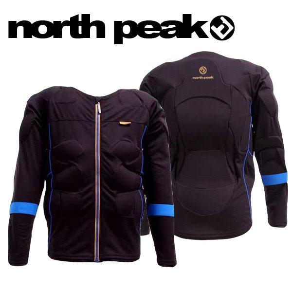 XLサイズ メンズ ボディ プロテクター トリプルレイヤー スノボ north peak ノースピーク パッド ガード スノーボード スキー 得割33 送料無料