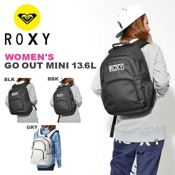 b561b32ff8b5 バックパック ROXY ロキシー レディース GO OUT MINI 13.6L リュックサック デイパック リュック バッグ ザック