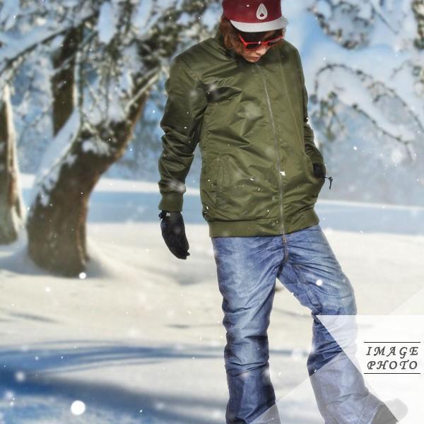 送料無料 スノーボードウェア メンズ MA-1 ジャケット スノーウエア スノーボード ウェア スノボ ワッペン 無地 SNOWBOARD MA1 JACKET 17-18 2017-2018冬新作 elephant 16