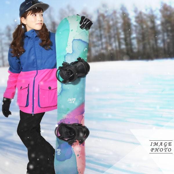 送料無料 スノーボードウェア レディース バイカラー 切り替え 2トーン ジャケット スノーボード スノボ ウエア SNOWBOARD JACKET 17-18 2017-2018冬新作 elephant 10