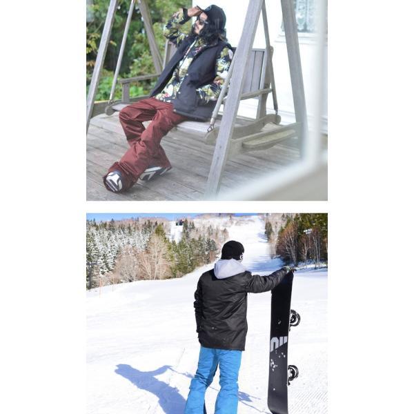 スノーボードウェア メンズ パンツ レギュラーフィット スノーパンツ ボトムス 立体縫製 スノボパンツ  スノボウエア SNOWBOARD 送料無料|elephant|14