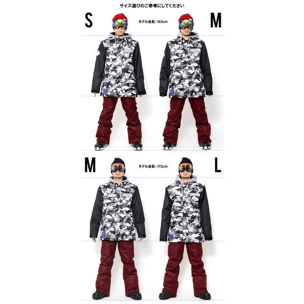 スノーボードウェア メンズ パンツ レギュラーフィット スノーパンツ ボトムス 立体縫製 スノボパンツ  スノボウエア SNOWBOARD 送料無料|elephant|10
