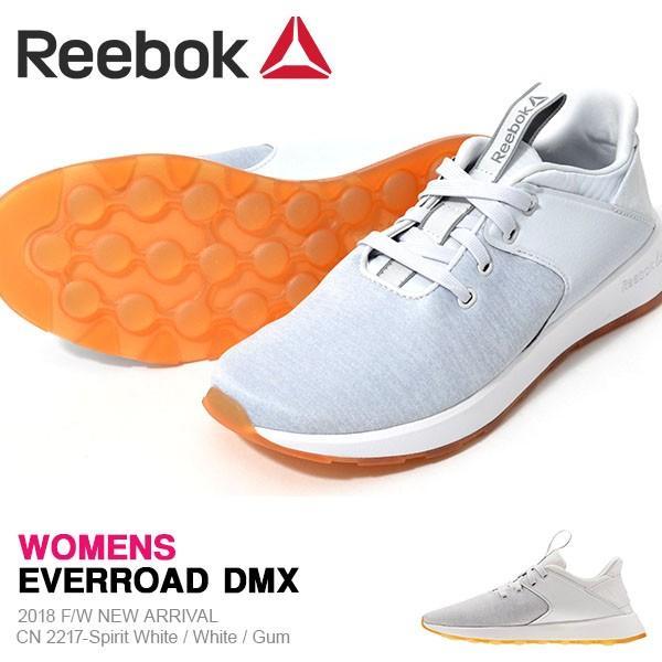 特割30 スニーカー リーボック Reebok レディース エバーロード DMX ウォーキングシューズ シューズ 靴 EVERROAD  CN2217