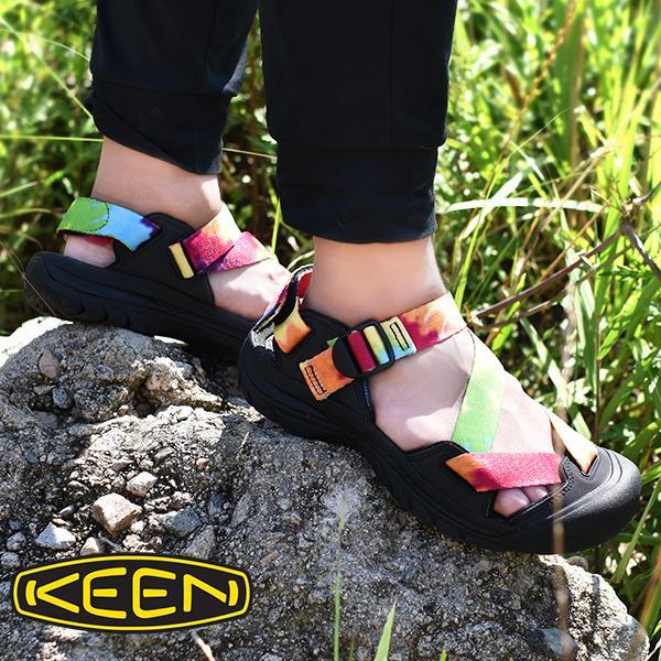水陸両用ストラップサンダルKEENキーン靴レディースZERRAPORTIIゼラポートツーシューズ国内正規品