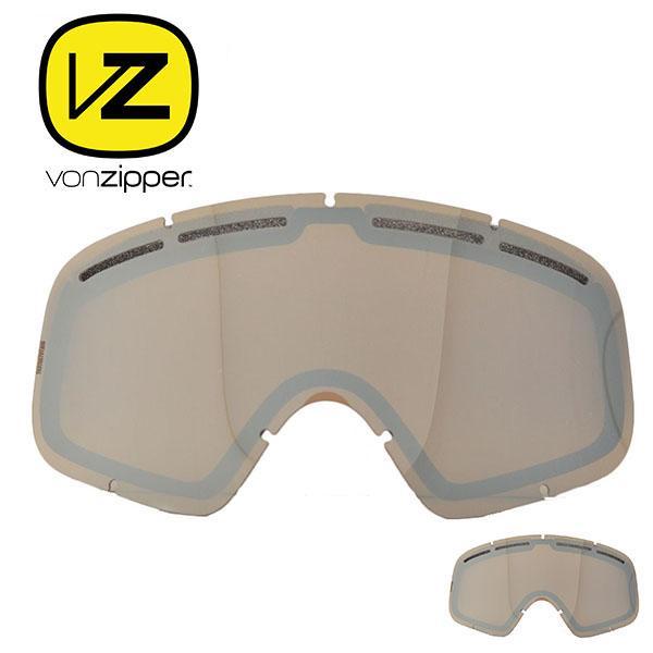 スノーボード ゴーグル用 スペアレンズ VONZIPPER ボンジッパー TRIKE LENS 日本正規品 平面レンズ