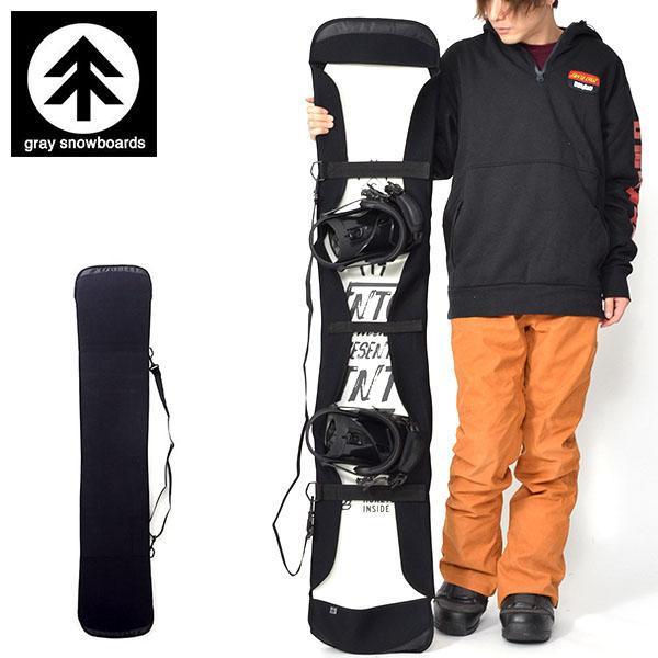 ソールカバー gray snowboards ボードケース グレイ スノーボード Lサイズ 160-178cm ソールガード ボード ケース スノボ