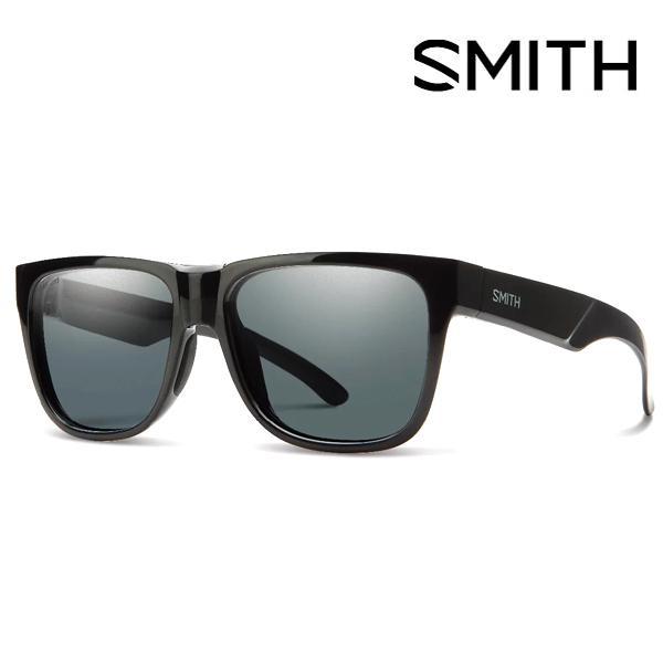 サングラス SMITH スミス Lowdown 2 Black Polar Gray クロマポップ 偏光 レンズ2021春夏新作 日本正規品