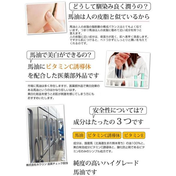 【スキンケアグッズ】ビューナ 薬用白馬油 保湿 プチプラ elesformam 02