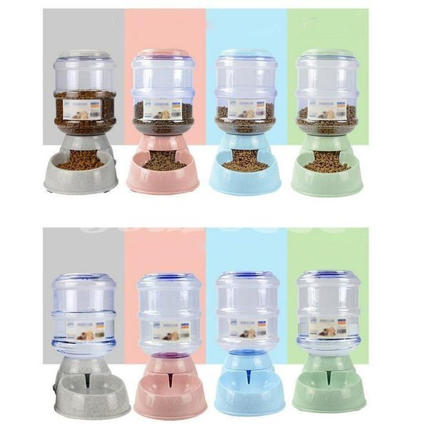 給餌器 給水器 猫 犬 自動給餌器 ペットウォーター 自動給水器 ペットボトル ペット 餌 自動 餌入れ エサ ペットフィーダー 自動水飲み器 給水器