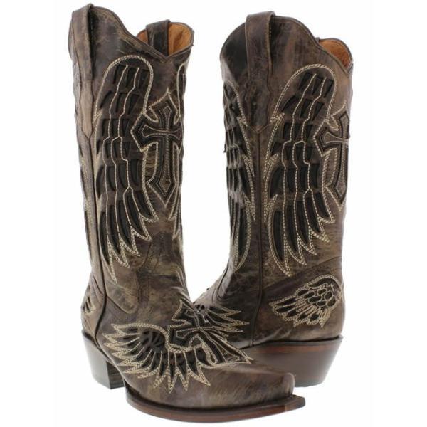 """【TP7】カウボーイ プロフェッショナル Cowboy Professional 12""""レディース ウエスタンブーツ 【 通販】"""
