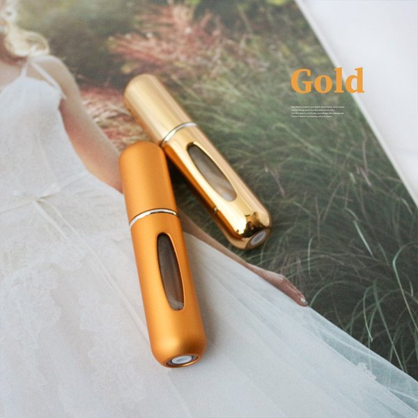 アトマイザー 香水 5ml クイックアトマイザー 香水瓶 持ち運び 詰め替え スプレー 軽くて小さい カプセル ミニボトル アロマ フレグランス コロン 携帯|elpisstore|14