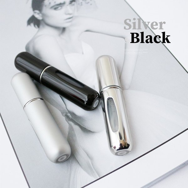 アトマイザー 香水 5ml クイックアトマイザー 香水瓶 持ち運び 詰め替え スプレー 軽くて小さい カプセル ミニボトル アロマ フレグランス コロン 携帯|elpisstore|16