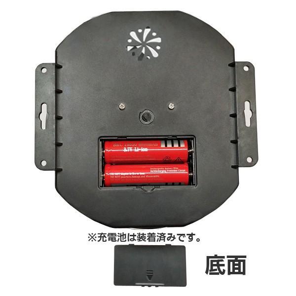 ミラーボール Bluetoothスピーカー USB5V 充電 ステージライト 舞台照明 RGB LED 音楽再生 ワイヤレス ブルートゥース 無線 DF-906|elukshop|05