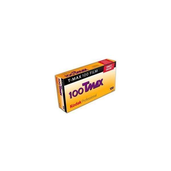 コダック プロフェッショナル T-MAX 100 120 5本パックの画像