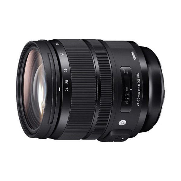 シグマ 24-70mm F2.8 DG OS HSM Art ニコン用