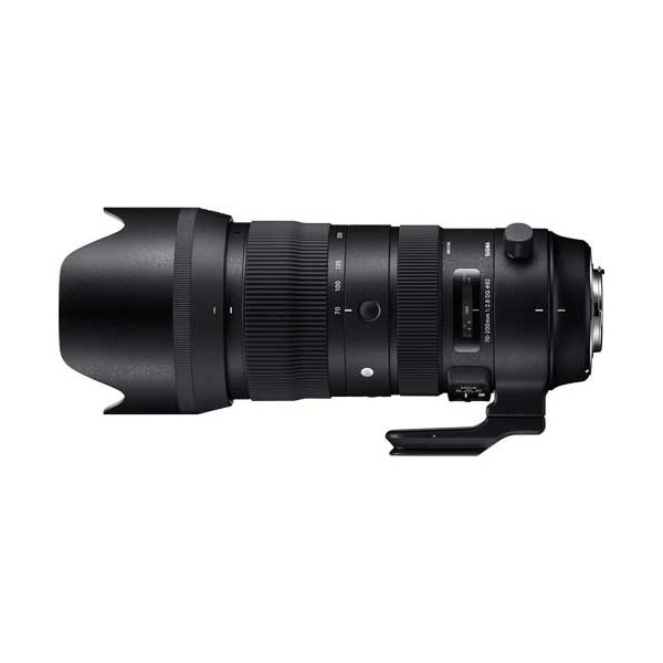 シグマ 70-200mm F2.8 DG OS HSM Sports キヤノン用 《2018年12月14日発売 発売日以降のお渡し》
