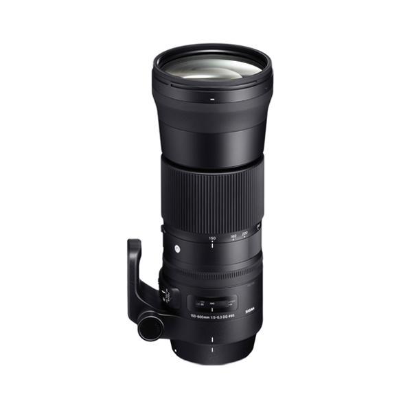 シグマ 150-600mm F5-6.3 DG OS HSM Contemporary ニコン用