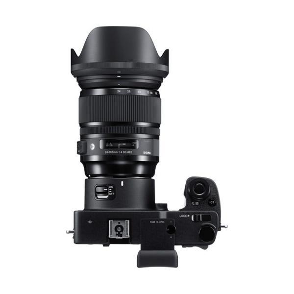シグマ sd Quattro H 24-105mm F4 DG OS HSM Art レンズキット