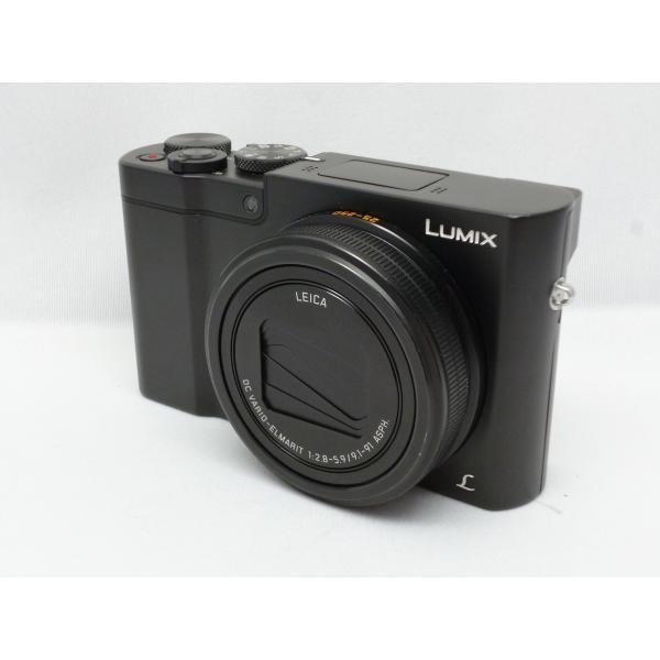 【中古】 【良品】 パナソニック LUMIX DMC-TX1-K ブラック
