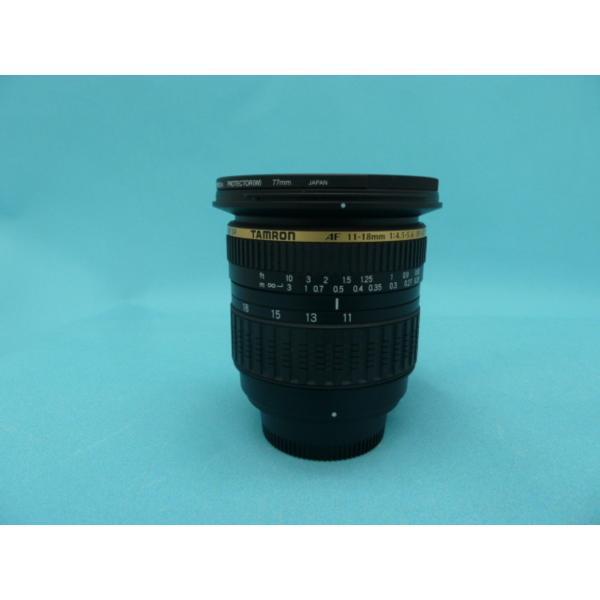 【中古】 【並品】 タムロン SP AF 11-18mm F/4.5-5.6 Di II LD ニコン用