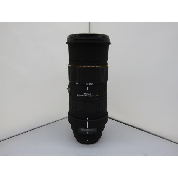 【中古】 【良品】 シグマ APO 50-500mm F4-6.3 EX DG HSM フォーサーズ用