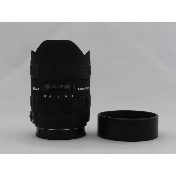 【中古】 【並品】 シグマ 8-16mm F4.5-5.6 DC HSM ソニーAマウント用