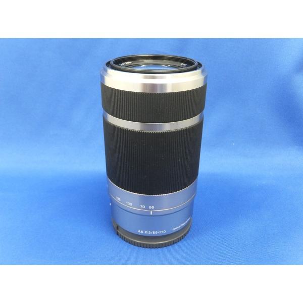 【中古】 【並品】 ソニー E 55-210mm F4.5-6.3 OSS [SEL55210S] シルバー
