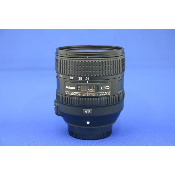 【中古】 【良品】 ニコン AF-S NIKKOR 24-85mm f/3.5-4.5G ED VR