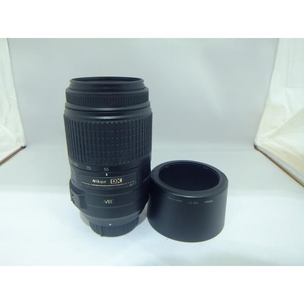 【中古】 【並品】 ニコン AF-S DX NIKKOR 55-300mm F4.5-5.6G ED VR
